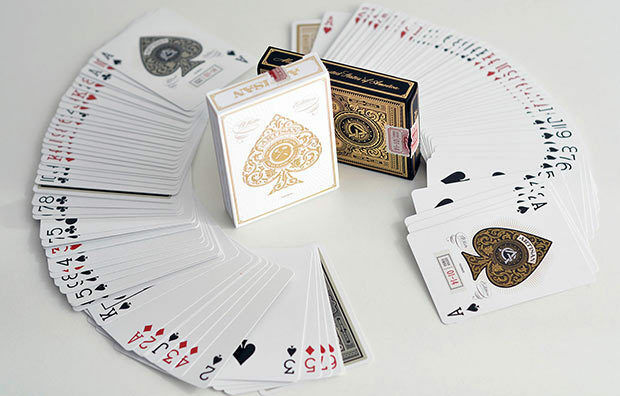 Theory 11 Artisans Black Playing Cards Deck