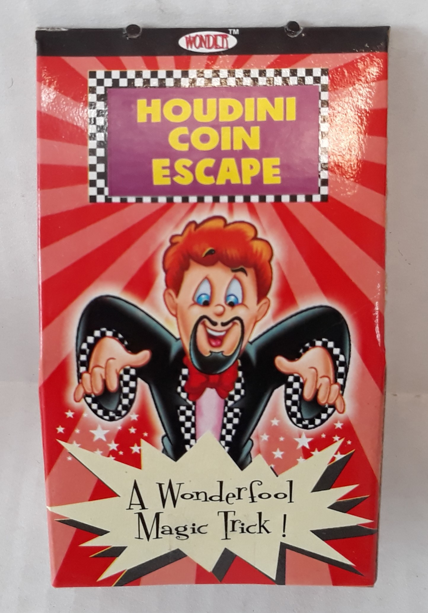 Houdini Coin Escape (Wonder)