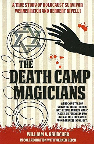 The Death Camp Magicians - book