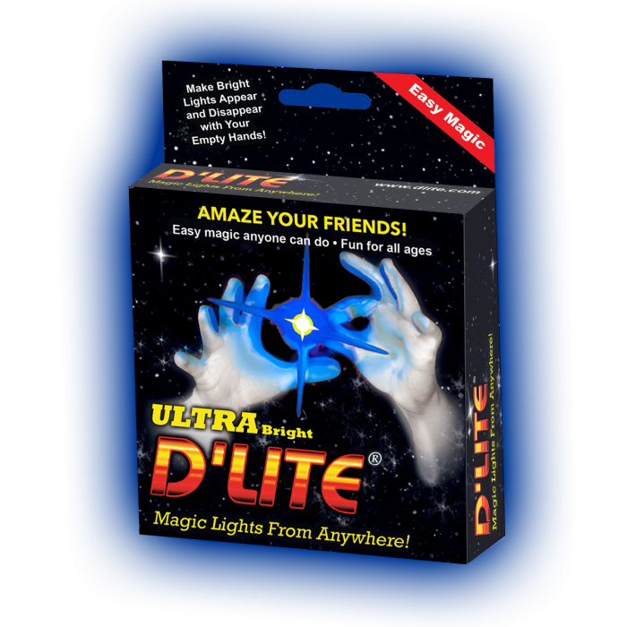 DLite Regular Pairs - Dazzle Ultra Bright Blue