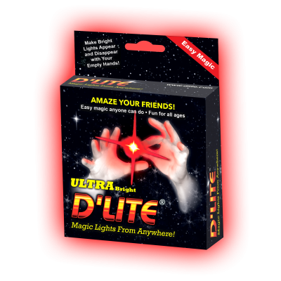 DLite Junior Single - Ultra Bright Red
