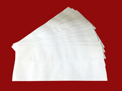 Pocket Cutting A Lady Envelopes Ten Count (FT)