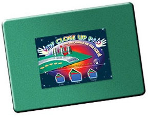 Close up Mat Pad (VDF) - Deluxe Green