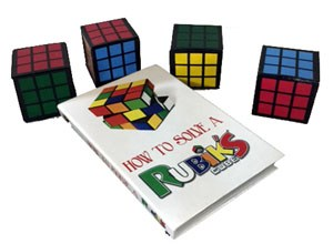 How to Solve a Puzzle Cube (FT)