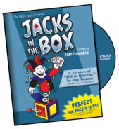 Jacks in the Box, with DVD