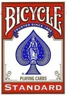 Marked Cards - Bicycle Two Way
