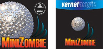 Vernet Mini Zombie Ball with Rod