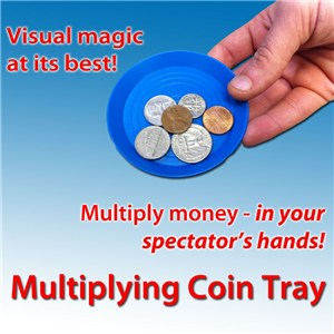 Royal Multiplying Coin Tray