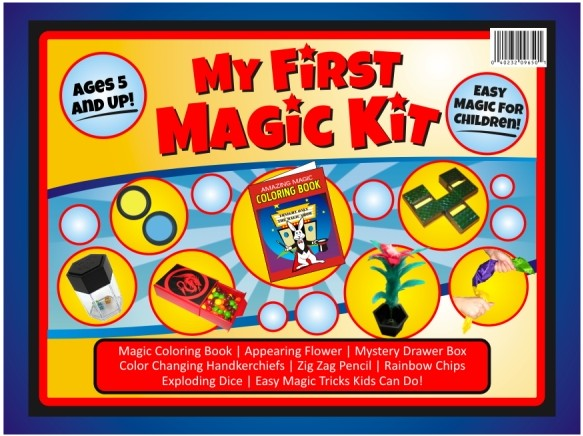 My First Magic Kit - TM