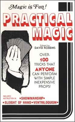 Practical Magic Book by David Robbins
