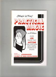 Practical Magic - Instructional Magic Trick Book