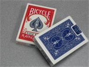 Bicycle (Poker) Deck - Gaff Magic Trick / REGULAR