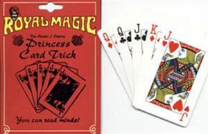 Royal Princess Card Trick (R)