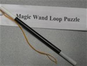Magic Wand Loop Puzzle (FT)- Beginner PROMO Magic Trick