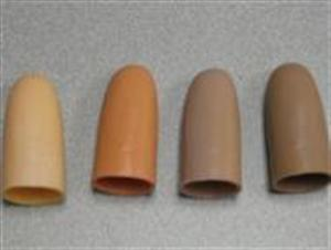 THUMBTIPS: Plastic--India-- 4 Shades (FT)