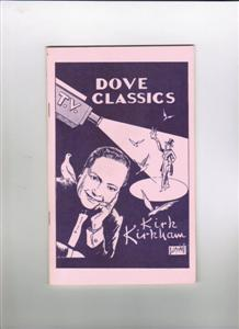 Dove Classics - Instructional How To / Magic Trick Book