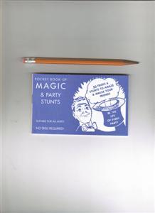 Pocketbook of Magic - PROMO / Magic Trick Book