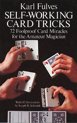 Self Working Card Tricks by K. Fulves
