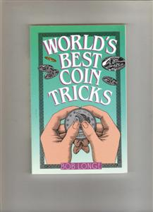 Sterling Publications: Worlds Best Coin Tricks - Book