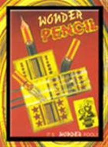 Wonder Zig Zag Pencil (W) - Beginner Magic Trick