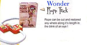 Wonder Rope (W) - Beginner / Close Up Magic Trick