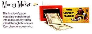 Money Maker (W) - Beginner / Close Up / Magic Trick