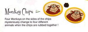 Monkey Chips - Beginner / Close Up / Parlor Magic Trick