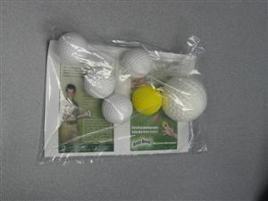 APPEARING GOLF BALLS - Stage / Close Up Magic Trick