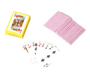 Junior Playing Cards - Gaff Magic Trick / REGULAR DECK