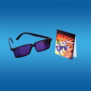 SPY GLASSES REAR VIEW - Joke / Prank / Gag Gift No