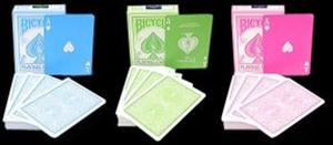 Bicycle Reverse Color Deck (Pink)