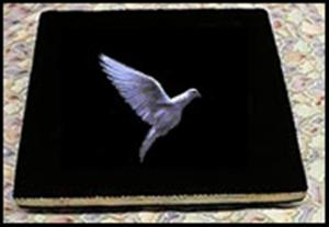 Dove Tray - Animal / Stage / General Parlor Magic Trick