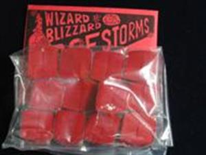 Snowstorms ( Red)-12 Per Pack-USA Magic Accessory Trick