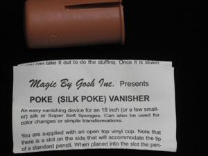 Silk Poke Vanisher