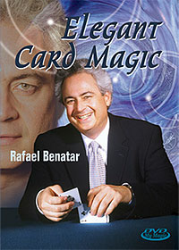 Benatar, Elegant CARD Magic DVD - Instructional Tricks