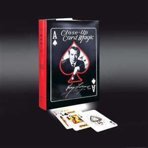 Close Up Card Magic--Lorayne - Magic Trick Book