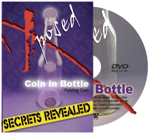 Secrets - Coin In Bottle  DVD