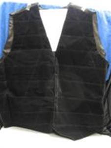 Magicians Waistcoat (XL) 76 Pocket Magician Accessory