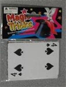 Magic Energetic Card #5717 - Beginner PROMO Magic Trick