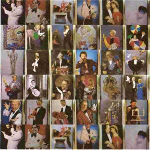 Posters - Magic Hands Collectors Asst. Pack Of 75