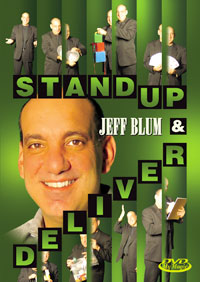 BLUM, Stand Up and Deliver - Instructional Magic DVD