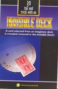 Invisible Deck Booklet (30 Tricks)