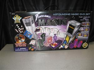 MAGIC SET -FANTASMA ASTOUNDING MAGIC KIT - Magic T