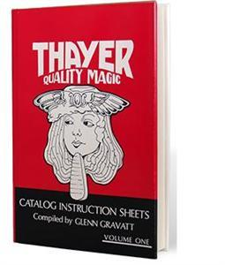 THAYER QUALITY MAGIC #1- Instructional Magic Trick