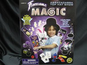FANTASMA ABRACADABRA SHOW - Magic Trick Kit / Set