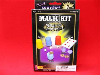 BEGINNERS MAGIC KIT #1 - #62505 ( KITS ) - Beginner / Close Up / Stage / Kits & Sets Magic Trick