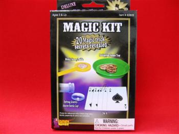 BEGINNERS MAGIC KIT #3- #62605 ( KITS ) - Close Up / Stage / Beginner / Kits & Sets Magic Trick