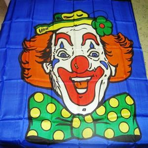 CLOWN PRODUCTION SILK 45 in - Accessory Silk Magic Trick