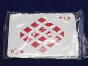 Playing Cards - 15 Diamonds - Imprints Bulk 100
