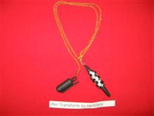 Pen Transforms To Necklace